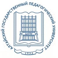 Онлайн-образование с АлтГПУ
